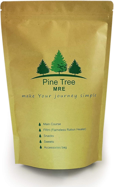 MRE (Meal Ready to Eat) Pine Tree MRE, outdoor food, long shel ...
