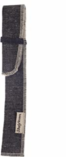 product image for Simply Straws 6-Inch Sleeve, Reverse Denim