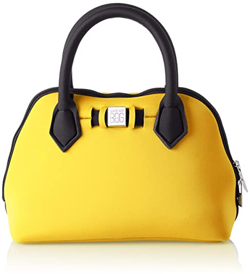 SAVE MY BAG - Princess Mini, Bolsos de mano Mujer, Amarillo (Rabat)