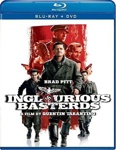 Poster of Inglourious Basterds 2009 Dual Audio 720p Download