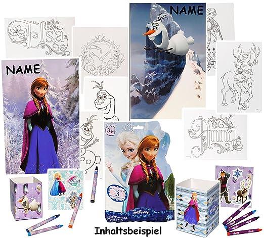 Unbekannt 1 Stück Disney Frozen Die Eiskönigin Xl Wundertüte