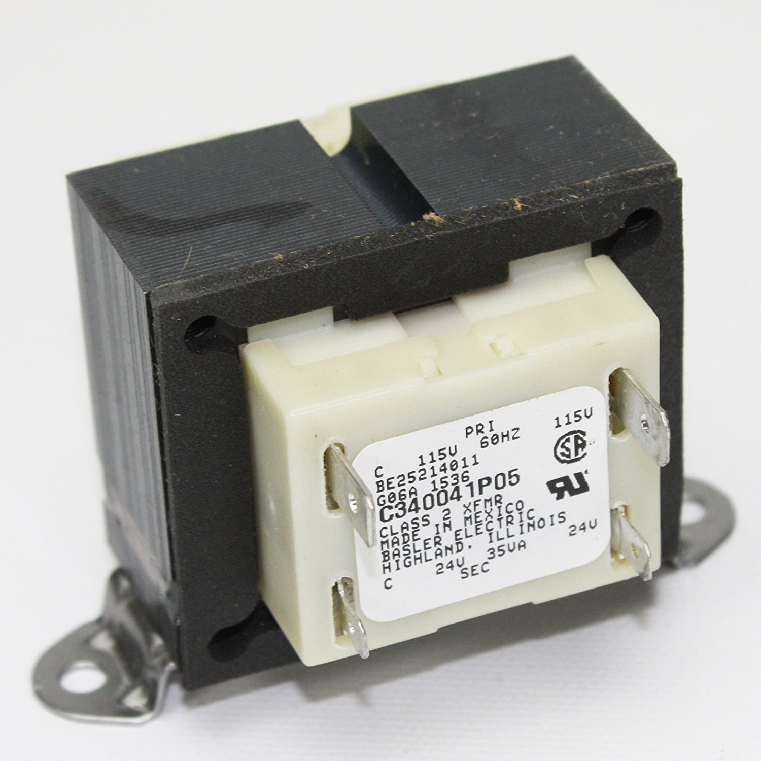 Trr01729 trane oem furnace replacement transformer hvac trr01729 trane oem furnace replacement transformer hvac controls amazon sciox Images