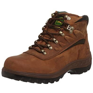 "John Deere Mens JD3604 5"" Waterproof Steel Toe ..."