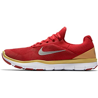 f62a33455 Image Unavailable. Image not available for. Color  Nike Men s San Francisco  49ers Free Trainer V7 NFL Collection Shoes ...