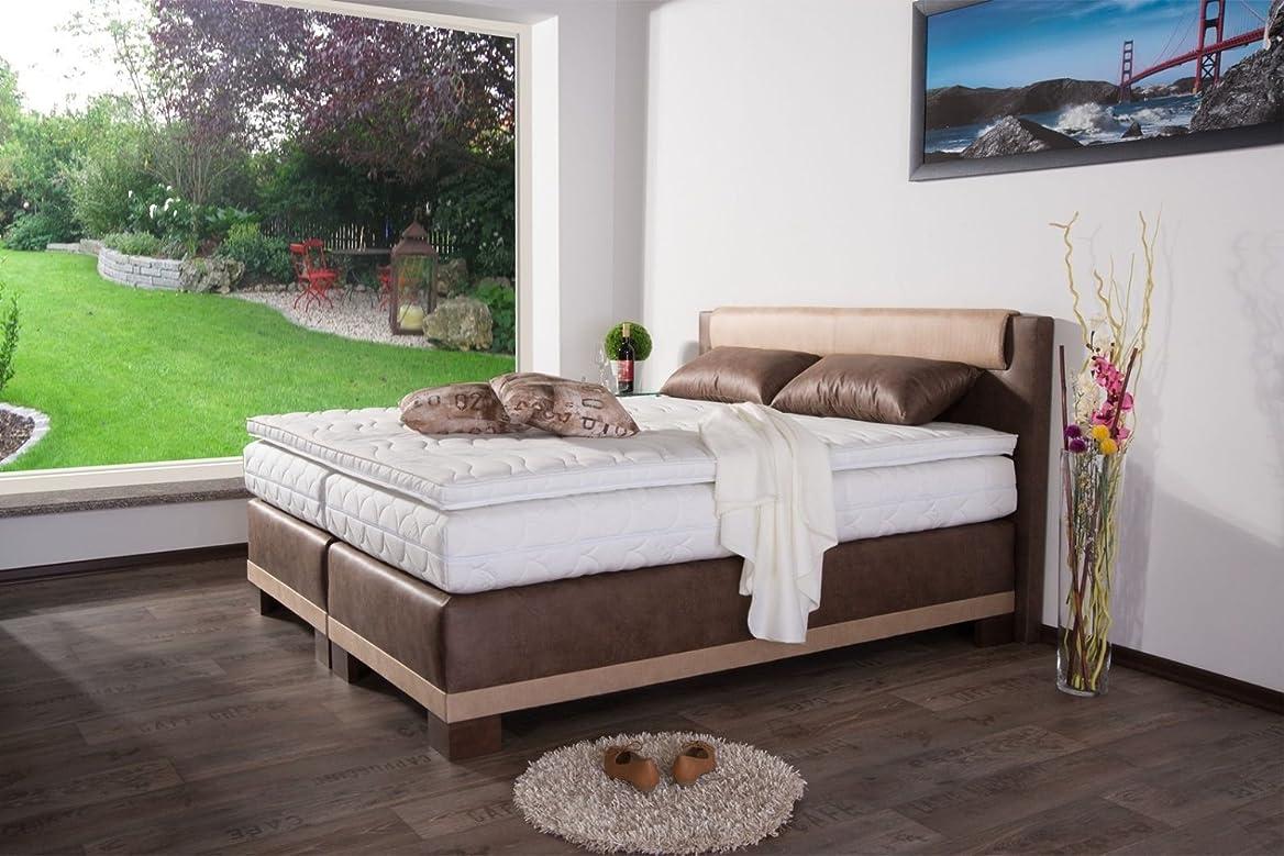 boxspringbett seto sb auch mit bettkasten oder elektrisch erh ltlich 80x200cm 90x200cm. Black Bedroom Furniture Sets. Home Design Ideas