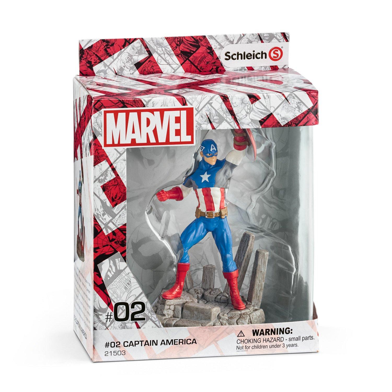 Schleich 21503 Captain America Figur