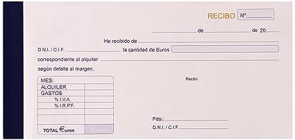 Marino 52/2 - Talonario de recibos alquiler con iva ...