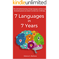 7 Languages in 7 Years (English Edition)