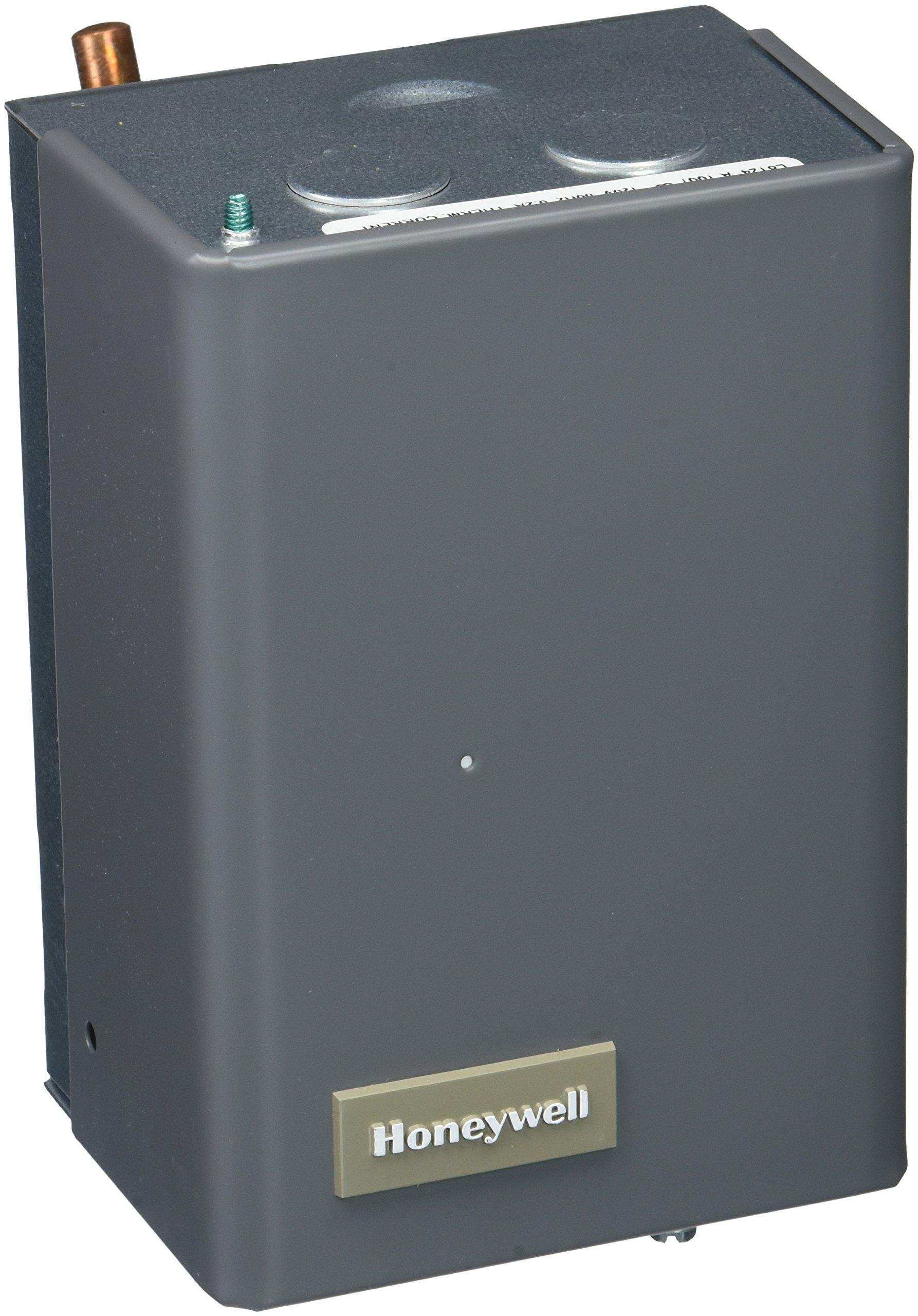 Honeywell L8124A-1007 Triple Aquastat Vertical Case Relay for Oil Applications, 1.5''