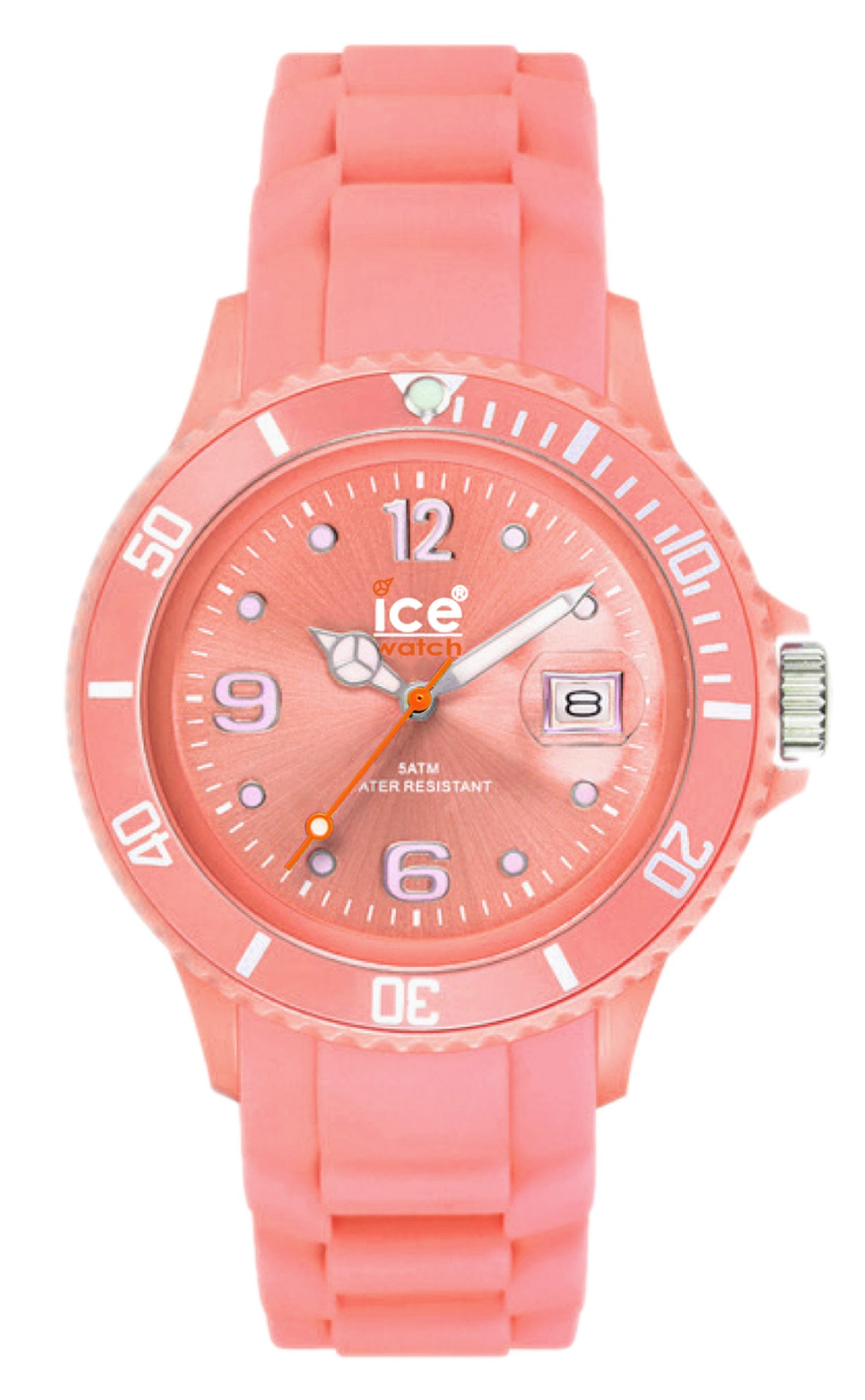 Ice-Watch Sili Summer Coral Unisex Watch SIFCUS10