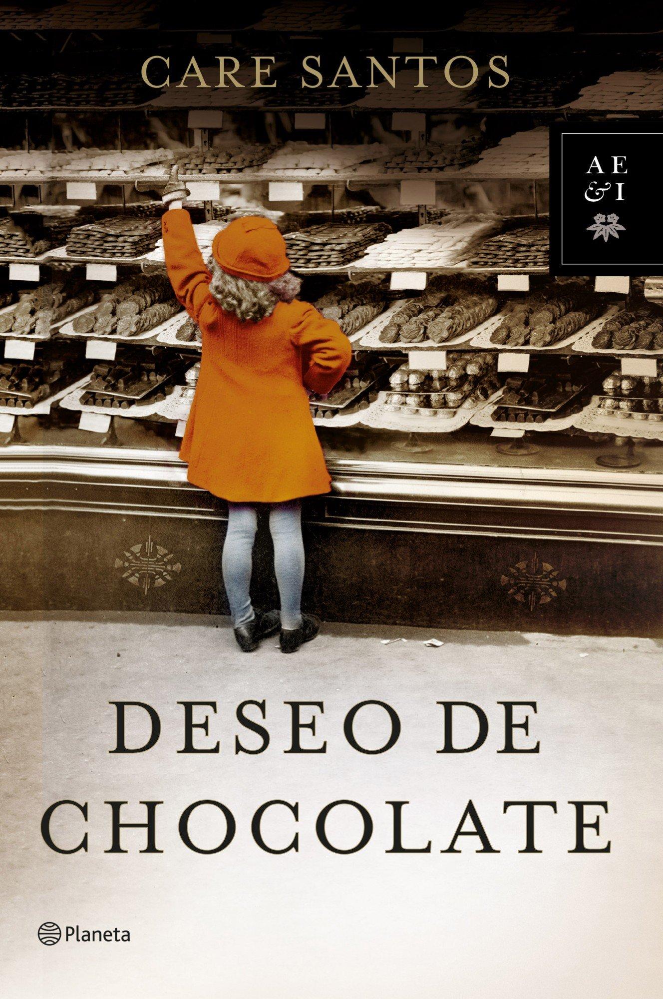 Deseo de chocolate Autores Españoles e Iberoamericanos: Amazon.es: Care Santos: Libros