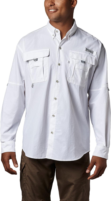Camiseta de manga larga para hombre Columbia Bahama II: Amazon.es: Deportes y aire libre