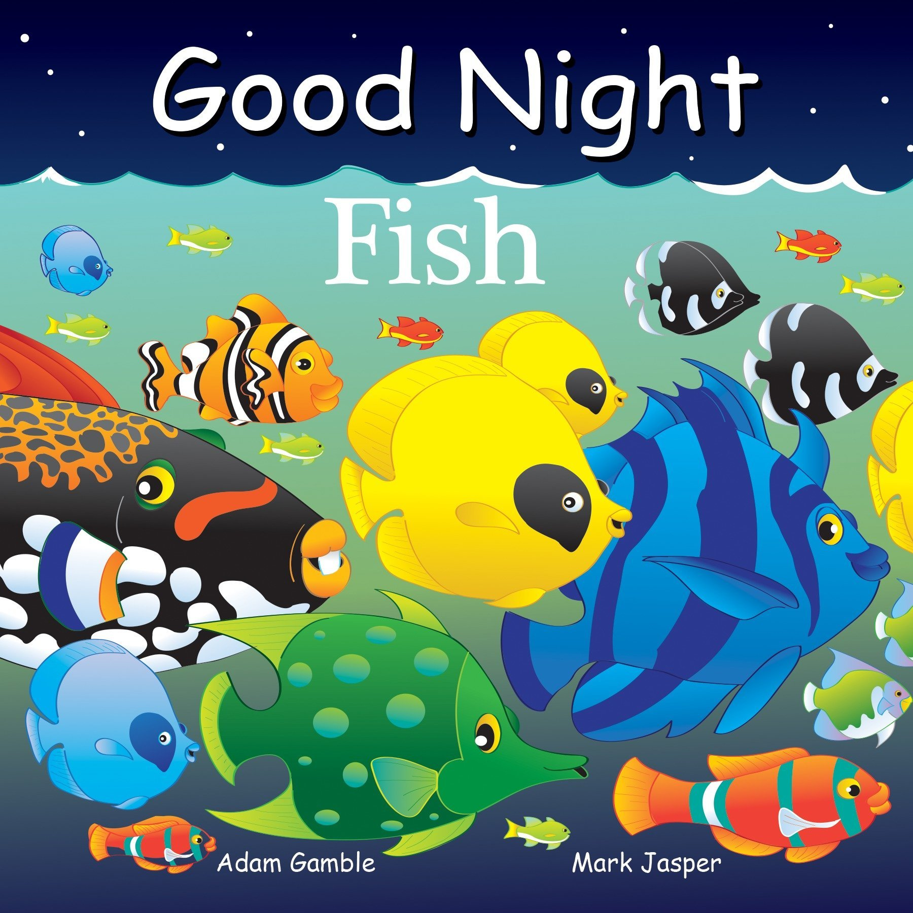 Good Night Fish (Good Night Our World) PDF