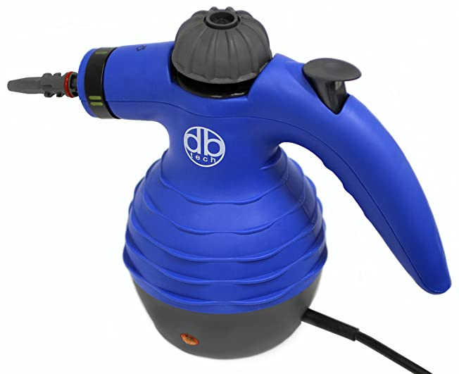 Handheld Pressurized Steam Cleaner for Stain Removal