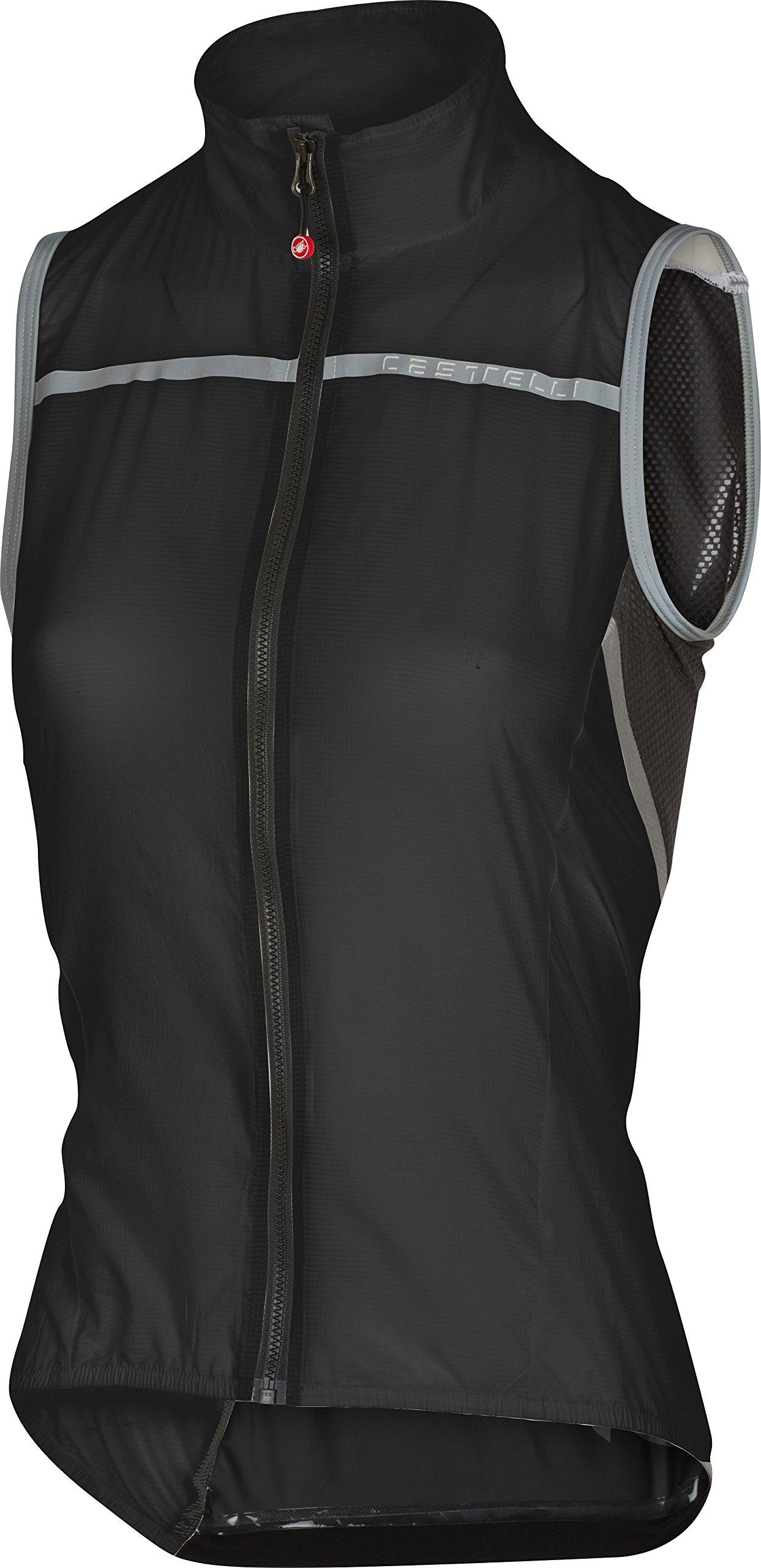 Castelli Superleggera Vest - Women's Black, L