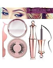 162421251f4 Magnetic Eyeliner Kit, Magnetic Eyeliner With Magnetic Eyelashes, Magnetic  Lashliner For Use with Magnetic