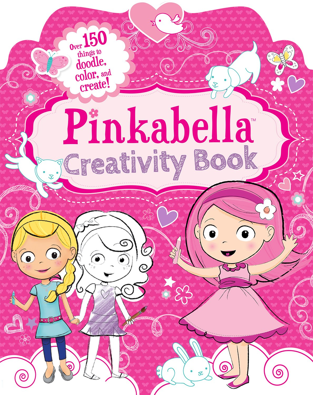 Pinkabella's Creativity Book PDF