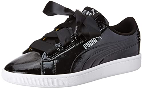 Puma Women s Vikky v2 Ribbon P Sneakers  Buy Online at Low Prices in ... 36fd78b2f