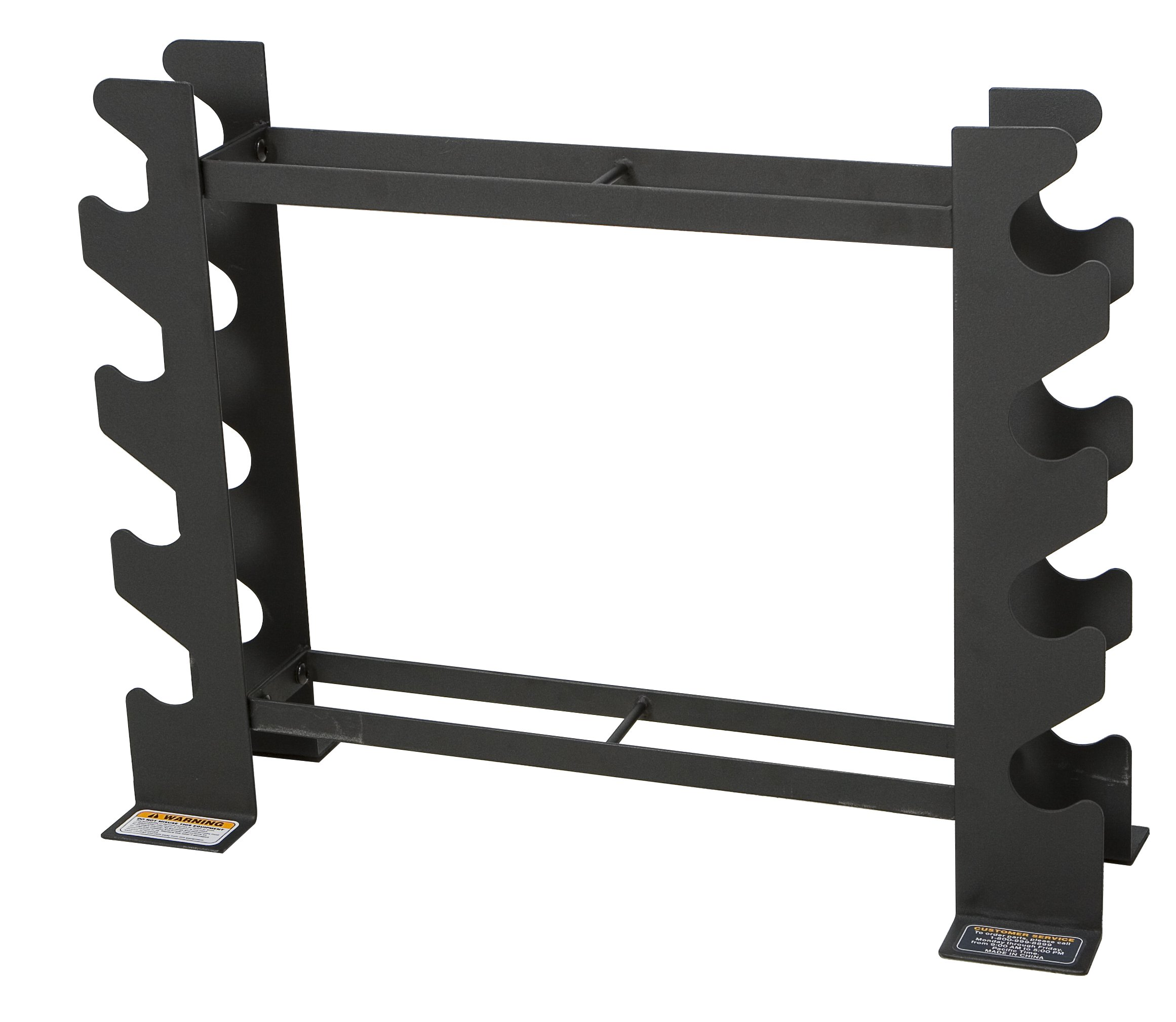 Marcy Compact Dumbbell Rack Free Weight Stand for Home Gym DBR-56 by Marcy