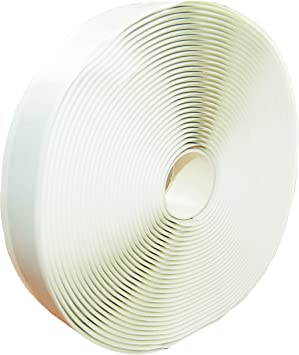 LLPT Butyl Seal Putty Tape White Gray 1//8 Inch Thick x 3//4 Inch Wide x 33 Feet Extra Thick for Leak Proof RV Repair Window Glass Boat Sealing Roof Pipe Patching WST343