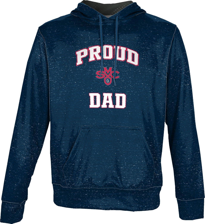 Brushed School Spirit Sweatshirt Saint Marys College of California Fathers Day Mens Pullover Hoodie