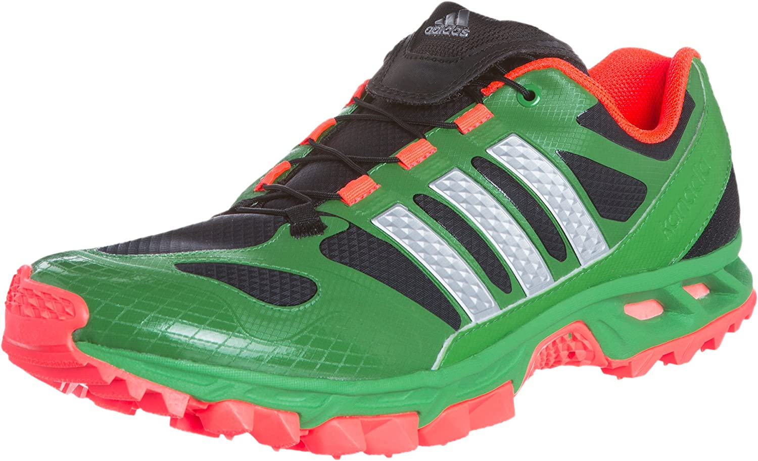 adidas Zapatillas Running Hombre Kanadia Elite TR M black1/metsi, Color, Talla 8.5: Amazon.es: Zapatos y complementos