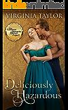 Deliciously Hazardous (Regency Four Book 4)