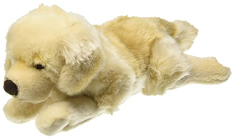 Venturelli Kevin Golden Retriever Steso Piccolo Cane Peluches