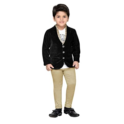 AJ Dezines Kids Indian Wear Bollywood Style Clothing Set For Boys