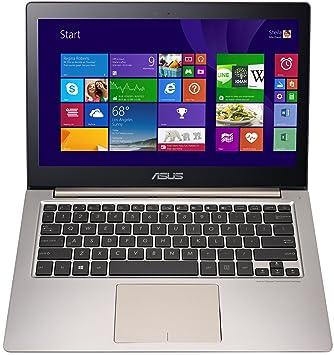 ASUS Zenbook UX303LB-R4060H - Ordenador portátil (Ultrabook, Touchpad, Windows 8.1 , Polímero, 64-bit, Marrón, Acero Inoxidable): Amazon.es: Informática