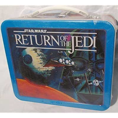 Star Wars Return of the Jedi Lunch Box Numbered Edition: Childrens Lunch Boxes: Kitchen & Dining