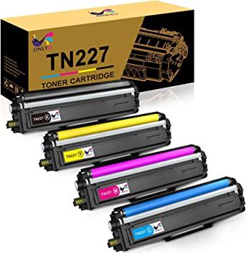 MFC L3710CW Black On-Site Laser Compatible Toner Replacement for TN227BK L3270CDW Works with: HL L3210CW L3770CDWHigh Yield L3290CDW L3230CDW L3750CDW