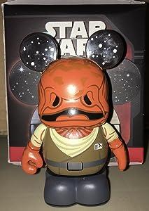 "Admiral Ackbar Star Wars The Force Awakens Series 2 Disney 3"" Vinylmation Figurine"