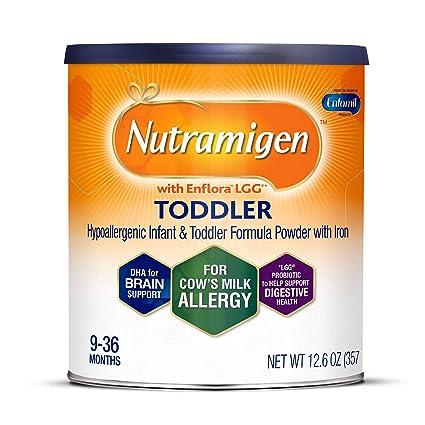 Enfamil Nutramigen bebé Fórmula – Polvo – 12,6 oz – 6 Pk ...