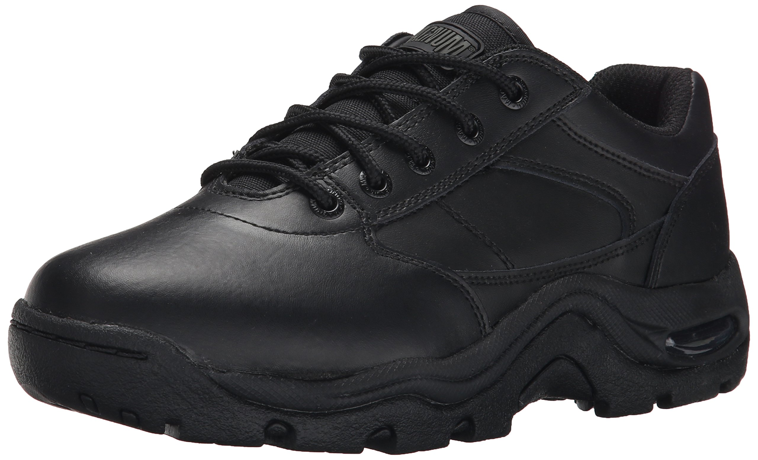 Magnum Men's Viper Low Duty Shoe, Black, 11.5 M by Magnum