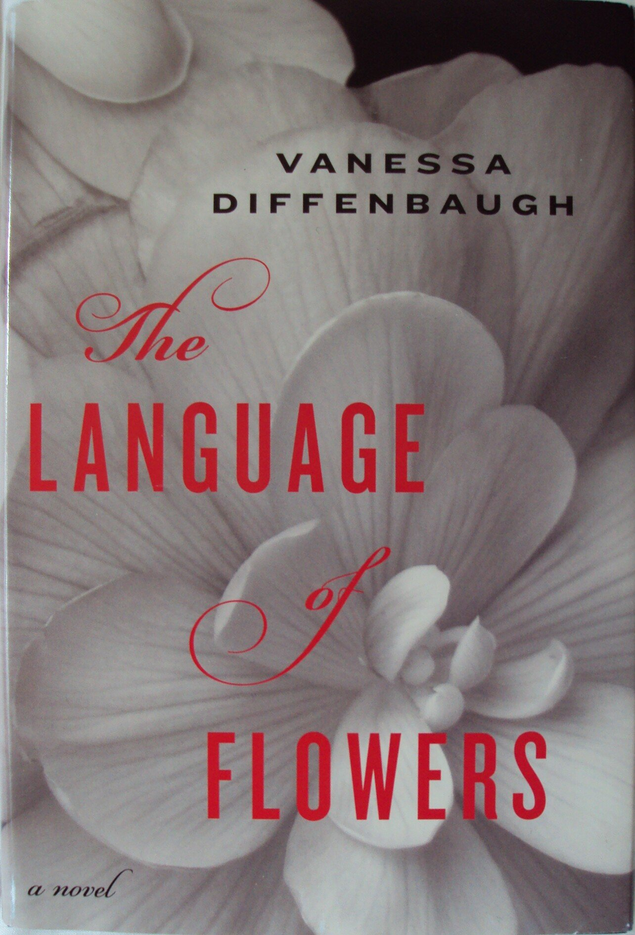 The Language of Flowers: Large Print Edition by Doubleday Ballantine Books
