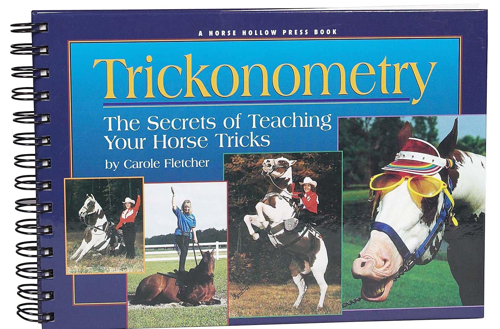 Trickonometry: Secrets of teaching your horse tricks