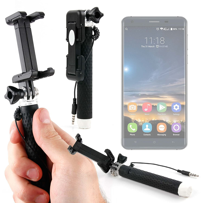 DURAGADGET Palo Selfie (Selfie-Stick) para Smatphone Hisense C30 ...