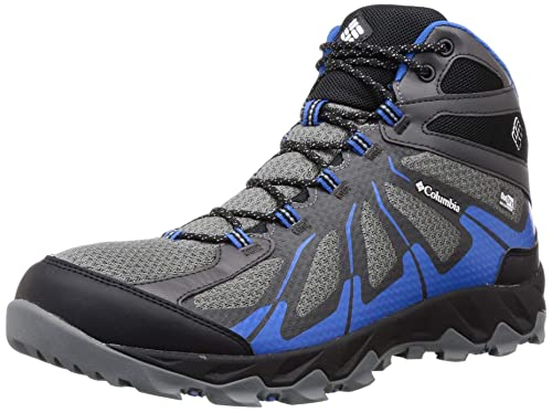 Columbia Mens Peakfreak XCRSN Ii Xcel Mid Outdry High Rise Hiking Boots