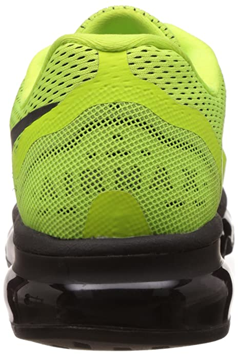 Australia Objetor Accidental  Buy Nike Mens Air Max Neon Green Black Running Shoes-10 UK/India (45 EU)(11  US) at Amazon.in