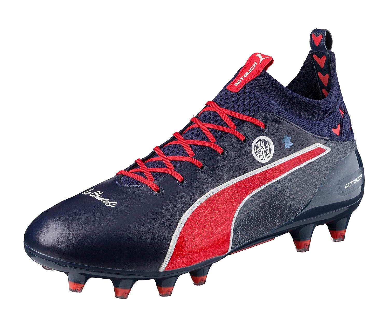 Puma Evotouch Pro VERRATTI FG Chaussures de Football Cuir