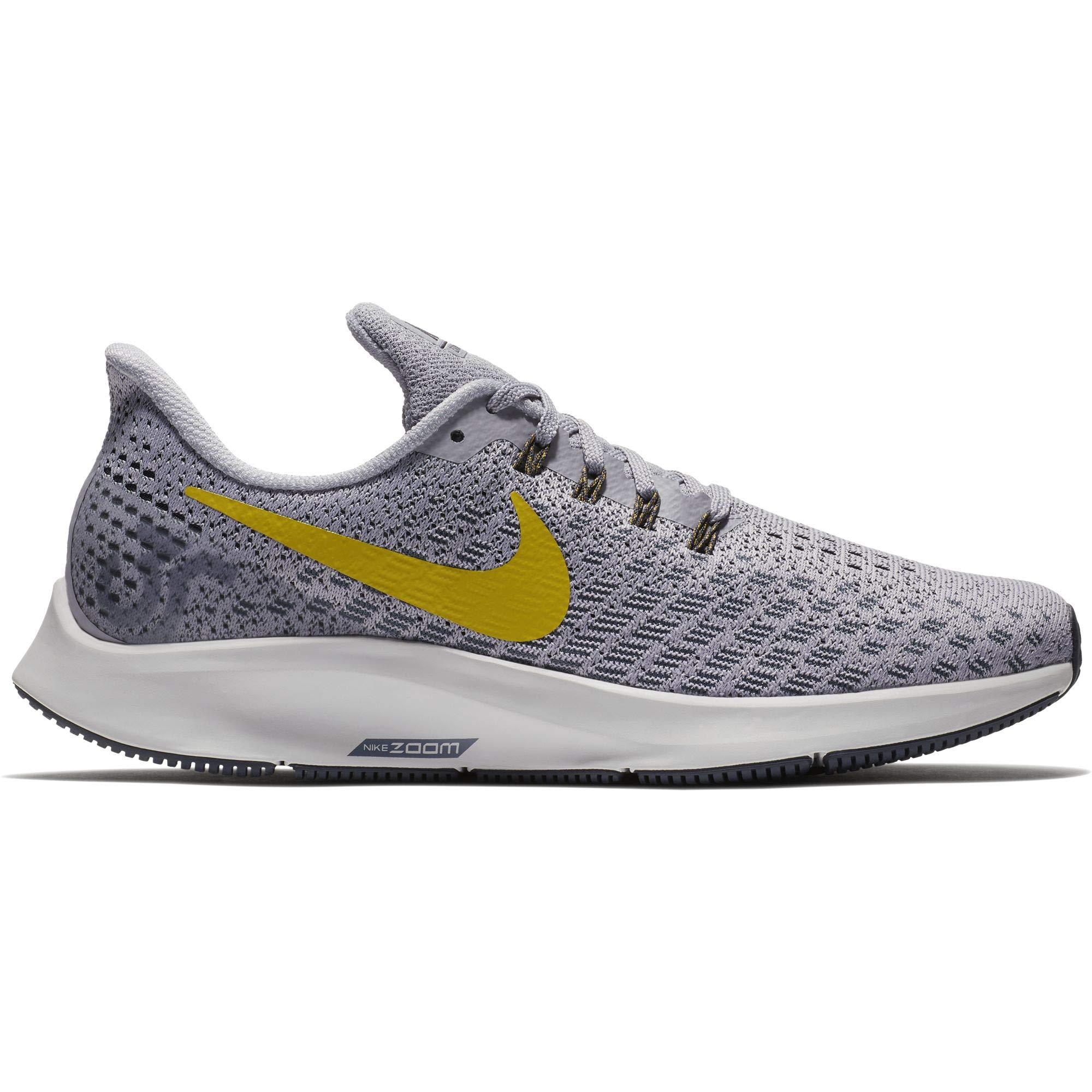 36b95cfebeef Galleon - Nike Women s Zoom Pegasus 35 Running Shoe Provence Purple Dark  Citron Gridiron Size 7 M US