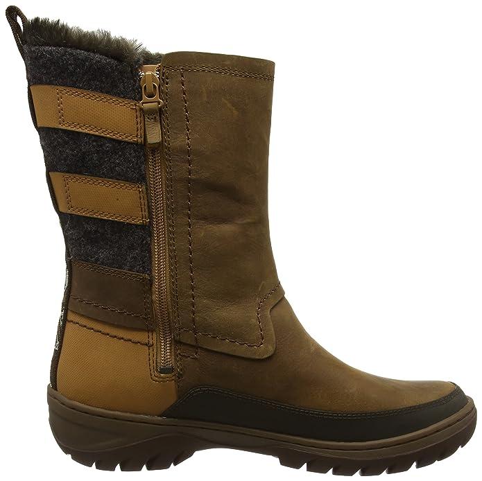 Merrell Damen Sylva Mid Buckle Waterproof Winter Stiefel: Amazon.de: Schuhe  & Handtaschen