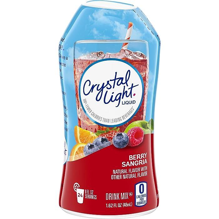 Top 10 Cranberry Apple Crystal Lite