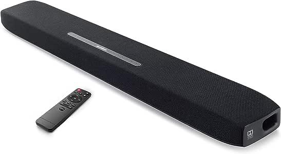 Soundcore Infini Pro Barra de Sonido, 2.1 Canales Integrados con Dolby Atmos y subwoofers incorporados, Sistema de Sonido Envolvente para TV, Transferencia de HDR 4K, HDMI ARC, Bluetooth 5: Amazon.es: Electrónica