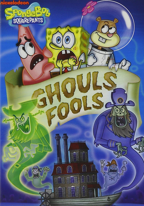 amazon com spongebob squarepants ghouls fools spongebob