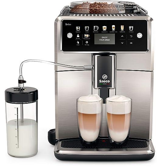 Philips SM7583/00 - Cafetera automática (acero inoxidable ...