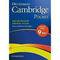 Diccionario Bilingue Cambridge Spanish-English Flexi-cover Pocket edition