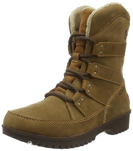 95eafd3e Amazon.com | Sorel Women's Meadow LACE Premium Snow Boot | Shoes
