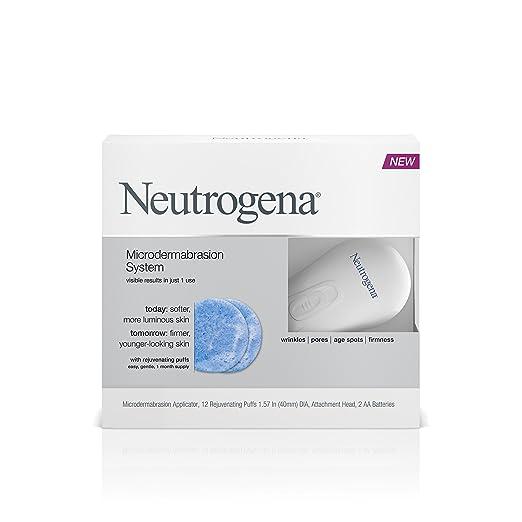 Neutrogena Microdermabrasion System, 1 Count